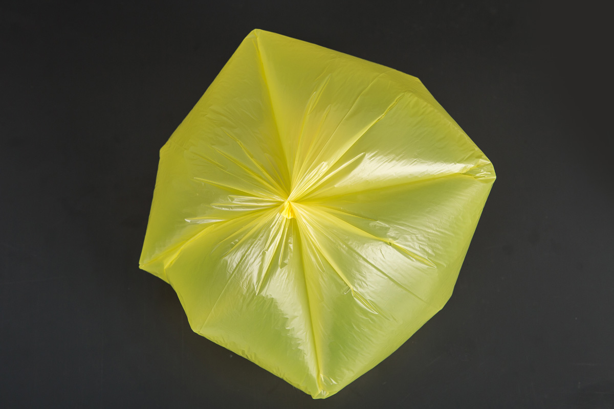 Star-sealed bags