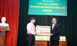 An Phat Plastic (AAA): Chung tay góp sức ủng hộ đồng bào miền Trung ruột thịt