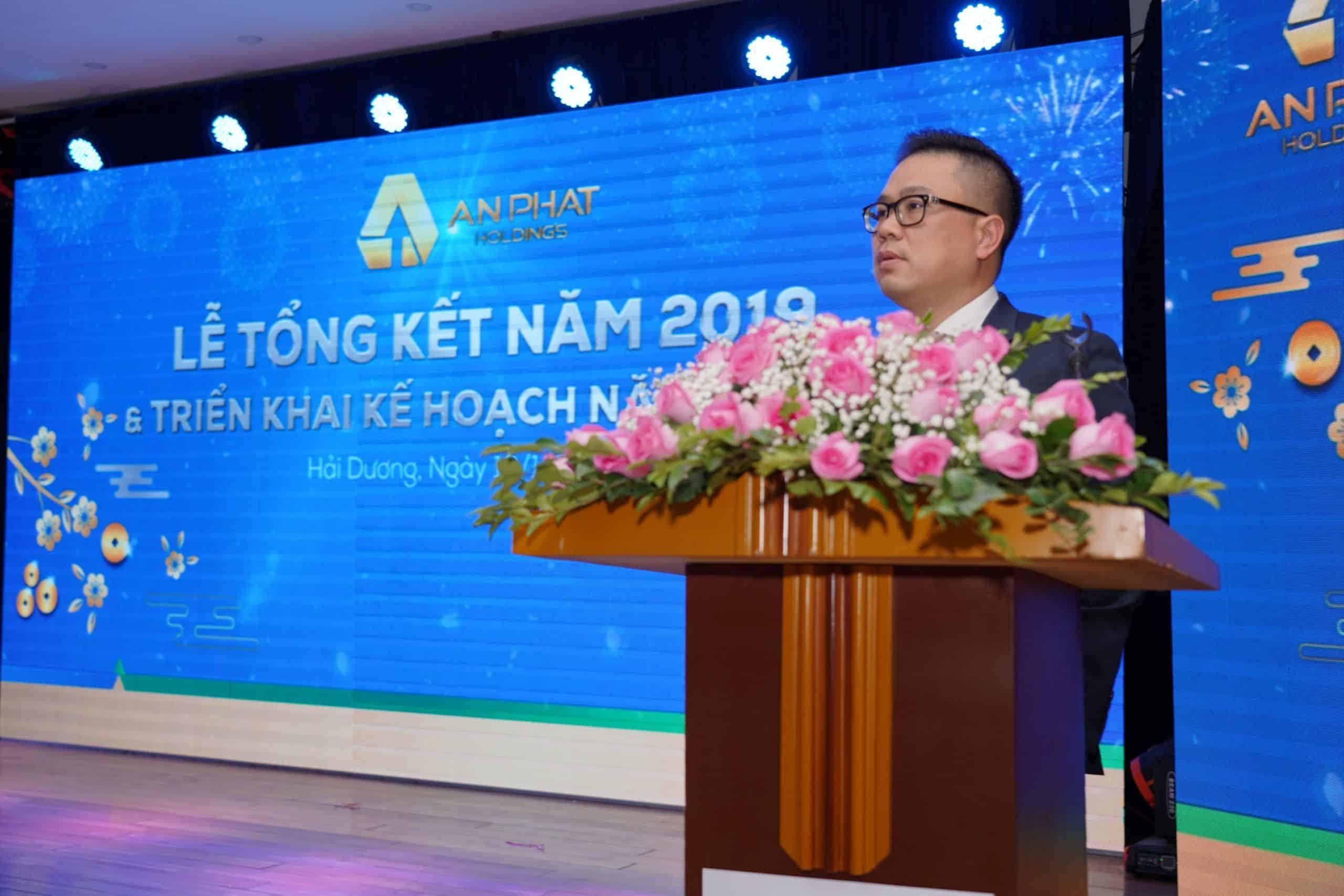 An Phát Holdings tổ chức Lễ Tổng kết năm 2019 và triển khai kế hoạch 2020