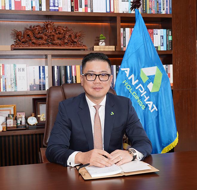 Chủ tịch An Phát Holdings Phạm Ánh Dương: Chúng tôi sẽ trở thành Tập đoàn nhựa sinh học lớn nhất Đông Nam Á