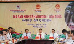 The Delegation of Hai Duong – Korea Economic Forum paid a visit to An Phat Bioplastics