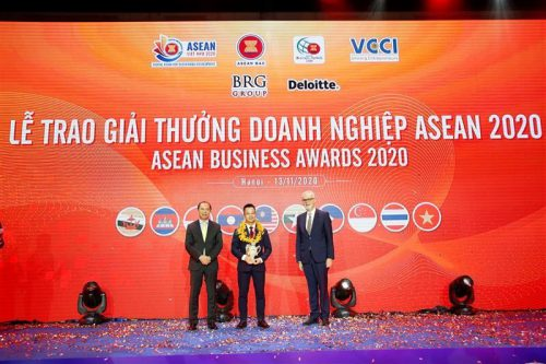 An Phat Holdings claims double win at ASEAN Business Awards 2020