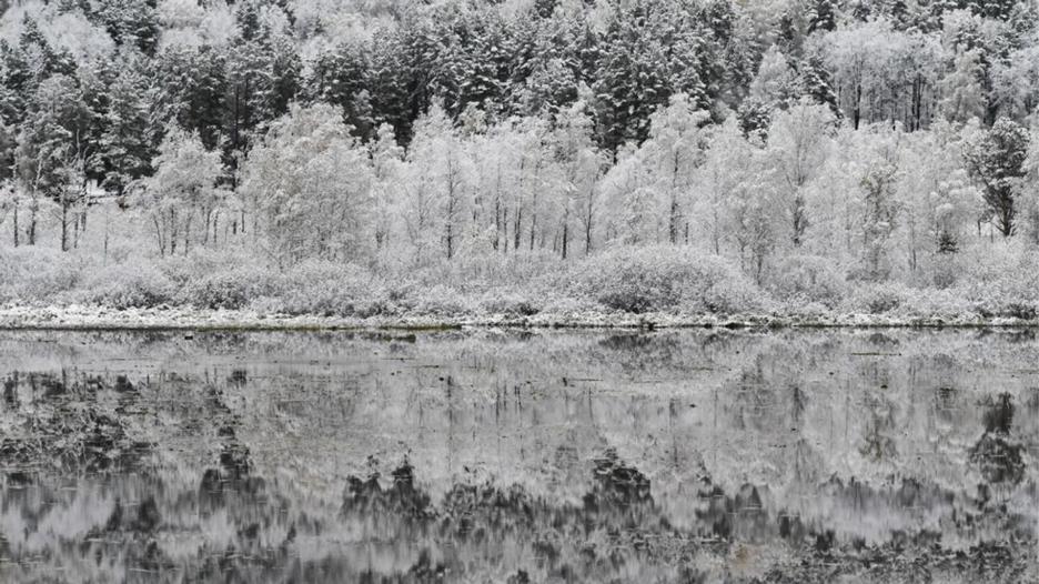 Các hạt vi nhựa trong không khí xuất hiện ở những nơi hẻo lánh trên thế giới, bao gồm cả vùng núi Altai xa xôi ở Siberian. Kirill Kukhmar / TASS / Getty Images