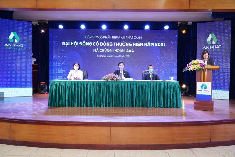 ĐHĐCĐ thường niên AAA 2021: Mảng bất động sản KCN có thêm đối tác chiến lược, kế hoạch mở rộng quỹ đất KCN hơn 2.000 ha